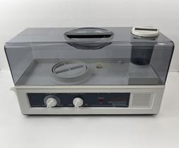 Vintage Ultrasonic Humidifier SUNBEAM Model 694 1.5 Gallon W