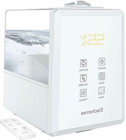Elechomes Warm and Cool Mist Humidifiers Top Fill 5.5L Humid