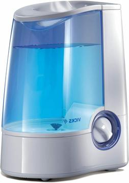 Warm Mist Humidifier, Vicks Humidifier for Bedrooms, Baby, K