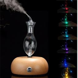 Pure Aroma Essential Oil Nebulizer Humidifier Aromatherapy D